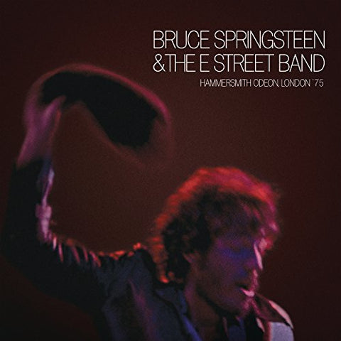 Bruce Springsteen & The E Street Band HAMMERSMITH ODEON