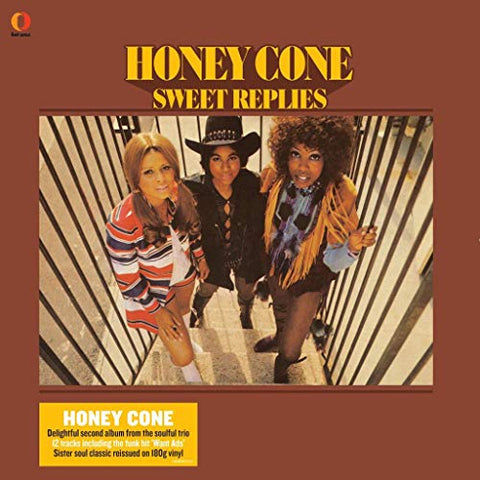 Honey Cone Sweet Replies LP 5014797900592 Worldwide Shipping