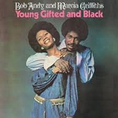 Bob And Marcia Young Gifted & Black LP 5414939923609