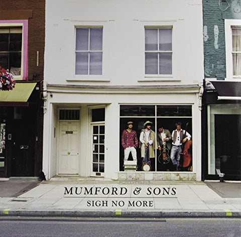 Mumford & Sons Sigh No More LP 0892038002244 Worldwide