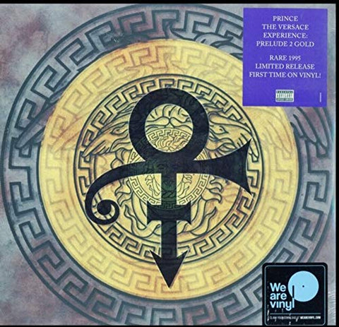 Prince The Versace Experience (Prelude 2 Gold) - Vinyl LP
