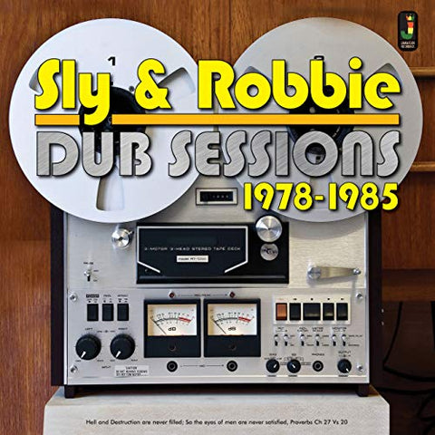 Sly And Robbie Dub Sessions 1978-1985 LP 5060135762087