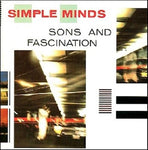 Simple Minds Sons and Fascination (1981) LP 5012981220716