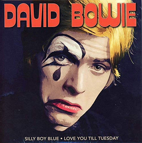 David Bowie Silly Boy Blue Love You'til Tuesday (Blue Vinyl