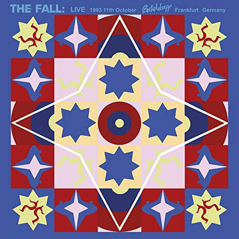 Fall Frankfurt 1993 (Record Store Day Exclusive) 2LP