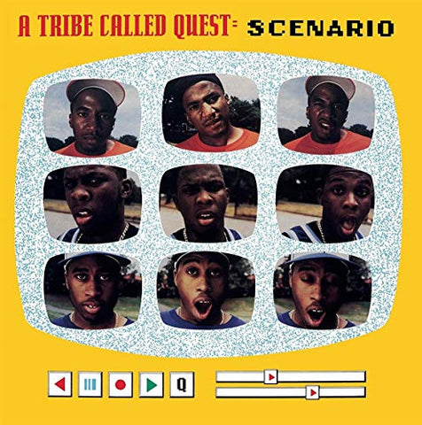 A Tribe Called Quest Scenario [7 VINYL] LP 7119691260372