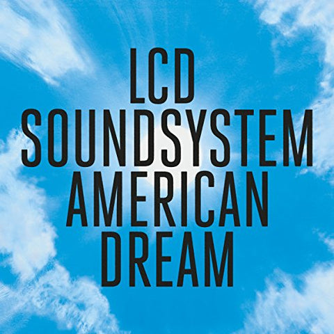LCD Soundsystem American Dream 2LP 0889854561116 Worldwide