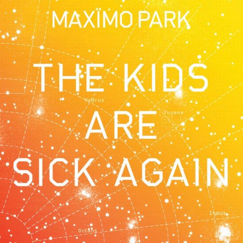 Maximo Park The Kids Are Sick Again [DISC 1] [7 VINYL] LP