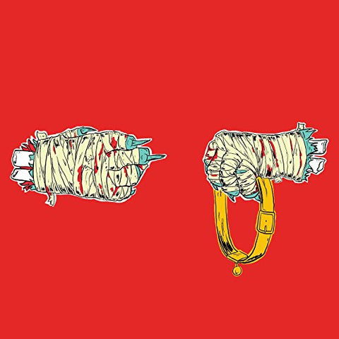 Run The Jewels Meow The Jewels LP 0812814020224 Worldwide