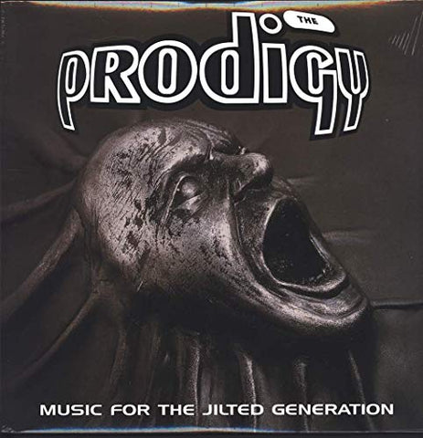 The Prodigy Music For The Jilted Generation 2LP