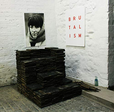 Idles Brutalism LP 0720841215516 Worldwide Shipping