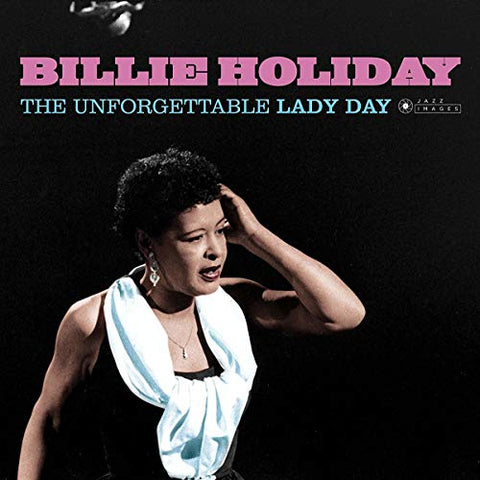 Billie Holiday The Unforgettable Lady Day LP 8436569191507