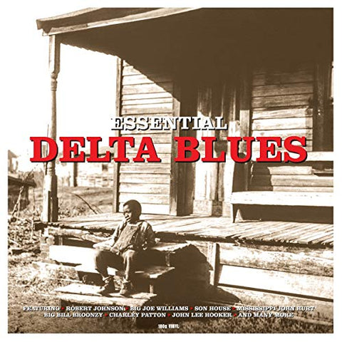 Various Artists Essential Delta Blues [180g Vinyl LP] LP