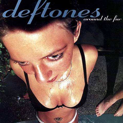 Deftones Around The Fur LP 0093624957805 Worldwide Shipping