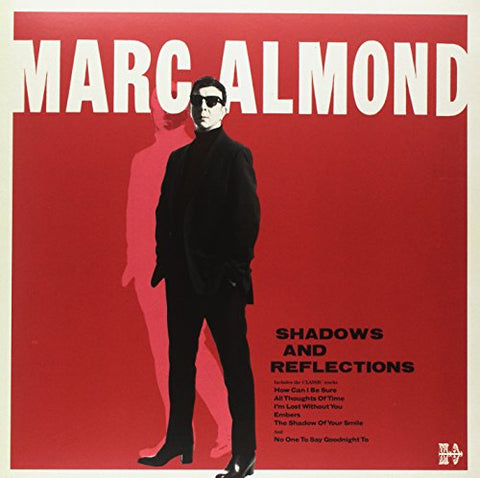 Marc Almond Shadows and Reflections LP 4050538310856