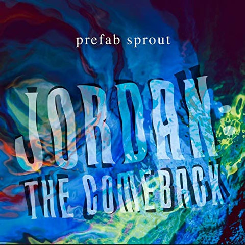 Prefab Sprout Jordan: The Comeback (Remastered) 2LP
