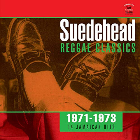 Various Artists Suedehead Reggae Classics 1971-1973 LP