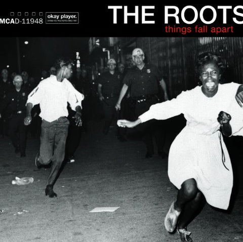The Roots Things Fall Apart 2LP 0600753423257 Worldwide