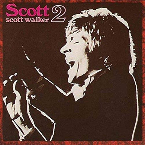 Scott Walker Scott 2 LP 0646315115017 Worldwide Shipping