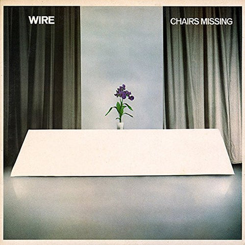 Wire Chairs Missing LP 5024545812411 Worldwide Shipping