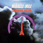 Tangerine Dream Miracle Mile LP 0809236100849 Worldwide