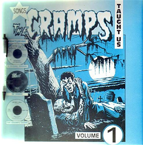 The Cramps Songs the Cramps Taught Us Vol. 1 LP