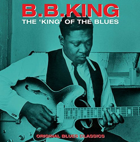B.B. King The 'King' Of The Blues LP 5060397601070 Worldwide