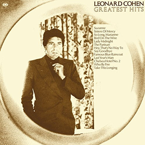 Leonard Cohen GREATEST HITS LP 0889854353612 Worldwide