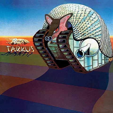 Emerson Lake & Palmer Tarkus LP 4050538180053 Worldwide