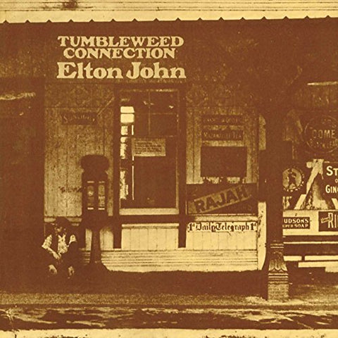 Elton John Tumbleweed Connection LP 0602557383065 Worldwide