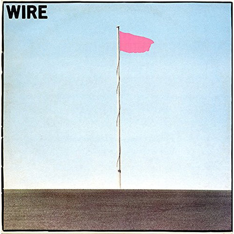 Wire Pink Flag LP 5024545812312 Worldwide Shipping