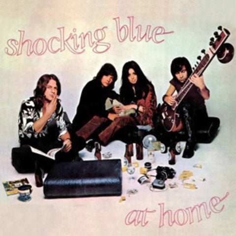 Shocking Blue At Home LP 8712944331950 Worldwide Shipping