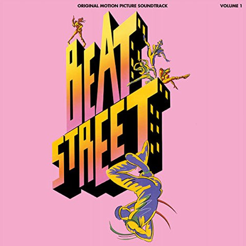 Various Artists Beat Street LP 8719262002180 Worldwide