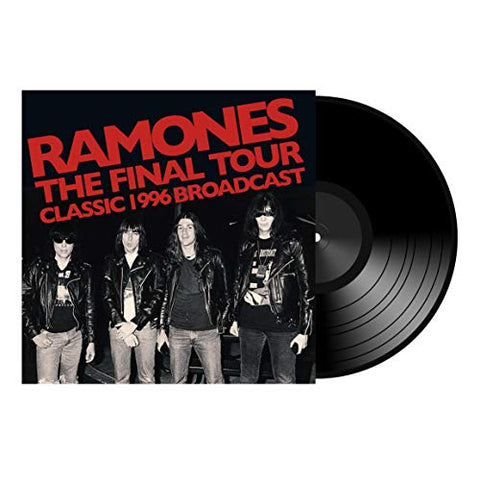 Ramones The Final Tour 2LP 0803343186888 Worldwide Shipping