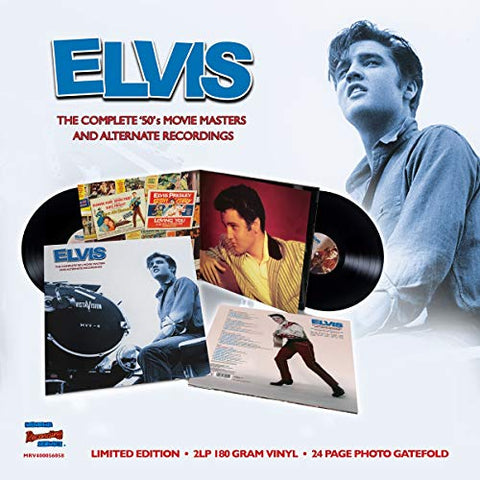 Elvis Presley The Complete '50s Movie Masters (Record Store