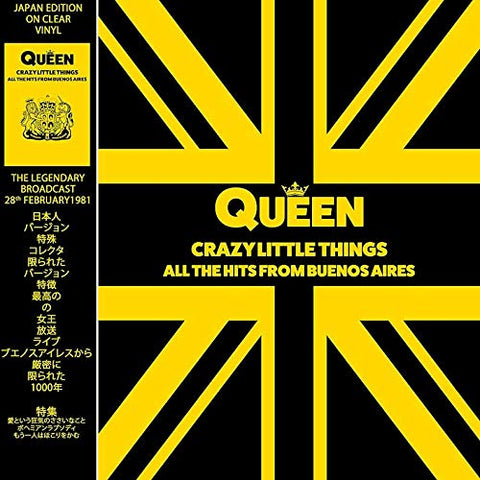 Queen Crazy Little Things All the Hits from Buenos Aires