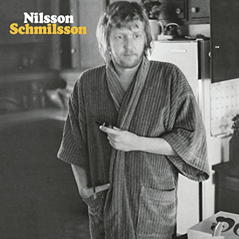 Harry Nilsson Nilsson Schmilsson LP 0889854405113 Worldwide