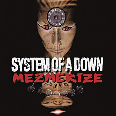 System Of A Down Mezmerize LP 0190758656113 Worldwide