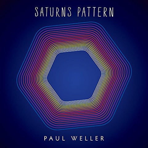 Paul Weller Saturns Pattern (Limited Edition Coloured Vinyl)