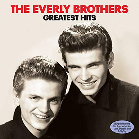 Everly Brothers Greatest Hits (180g 2LP Gatefold Set) 2LP