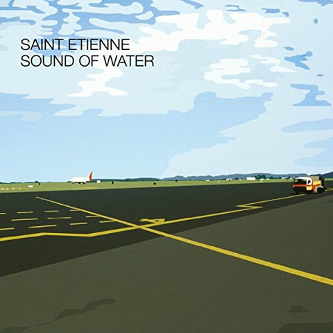 Saint Etienne Sound Of Water (Reissue) LP 5414939960802