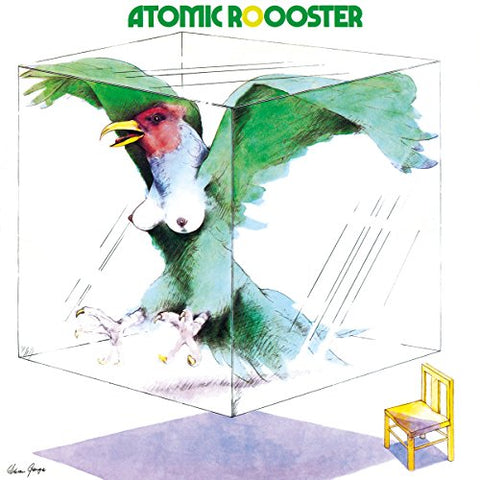 Atomic Rooster Atomic Rooster - 180G LP 8719262002326