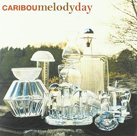 Caribou Melody Day LP 4250506832667 Worldwide Shipping