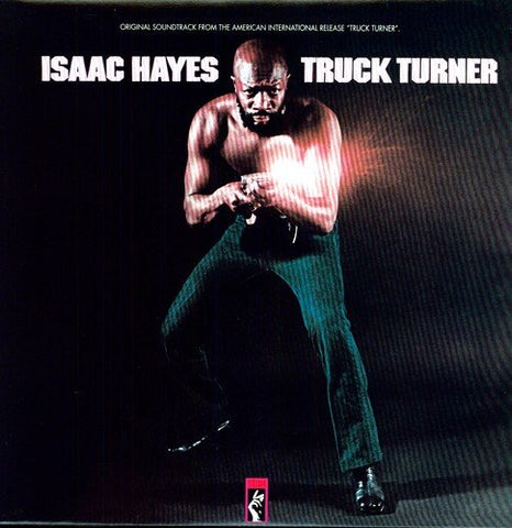 Isaac Hayes Truck Turner: Original Soundtrack LP