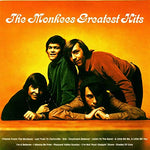 Monkees The Monkees Greatest Hits LP 0603497855476 Worldwide