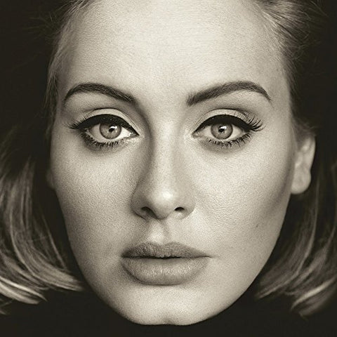 Adele 25 LP 0634904074012 Worldwide Shipping