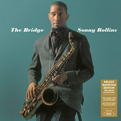 Sonny Rollins The Bridge LP 0889397217723 Worldwide Shipping