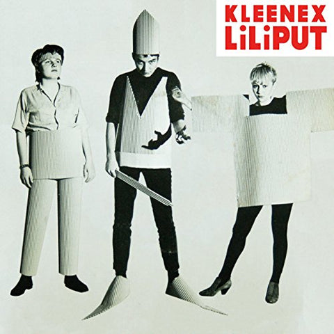 Kleenex / Liliput First Songs 2LP 0759656062916 Worldwide