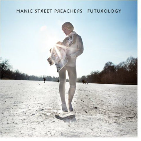 Manic Street Preachers Futurology LP 0888430496217 Worldwide