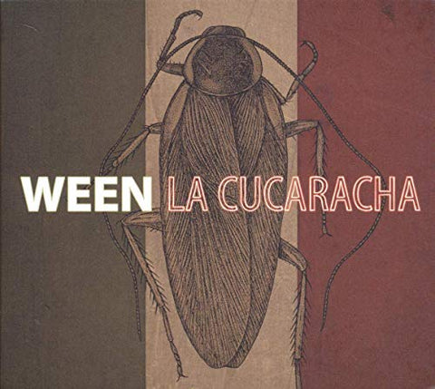 Ween La Cucaracha LP 4015698971859 Worldwide Shipping